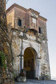 Gates Motovun - the town and fortress in Istria — Foto de Stock