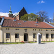 Stock Photo: Akershus Fortress garrison commandant