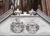Detail náhrobku — Stock fotografie