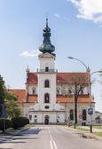 Ressurreição de torre e a catedral de sino de cristo e st. thomas — Foto Stock