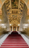 Grand staircase Parliament — Stock Photo