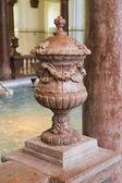 Vaso di pietra — Foto Stock