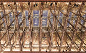 The ceiling in the castle Stockholm City Hall meetings — ストック写真