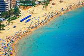 Estate in spiaggia — Foto Stock