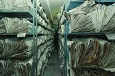 Archive — Stock Photo