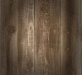 Dark wood background — Stock Photo