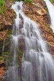 "A beautiful ""Urlatoarea"" waterfall — Stock Photo"
