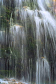 "Una cascata bella ""urlatoarea — Foto Stock"
