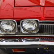 Постер, плакат: BANGKOK JUNE 22 Chevrolet Chevelle Super Pro Touring 1968 on d