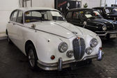 BANGKOK - JUNE 22 Jaguar Mark II 1966 , 3,442 CC , on display at — Stock Photo