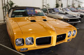 BANGKOK - JUNE 22 Pontiac GTO The Judge 1970 on display at The 3 — Stock Photo
