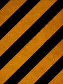 Grunge yellow lines — Stock Photo