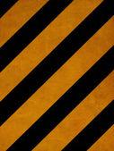 Grunge yellow lines — Stock Photo