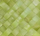 родной тайском стиле бамбуковые стены — Стоковое фото