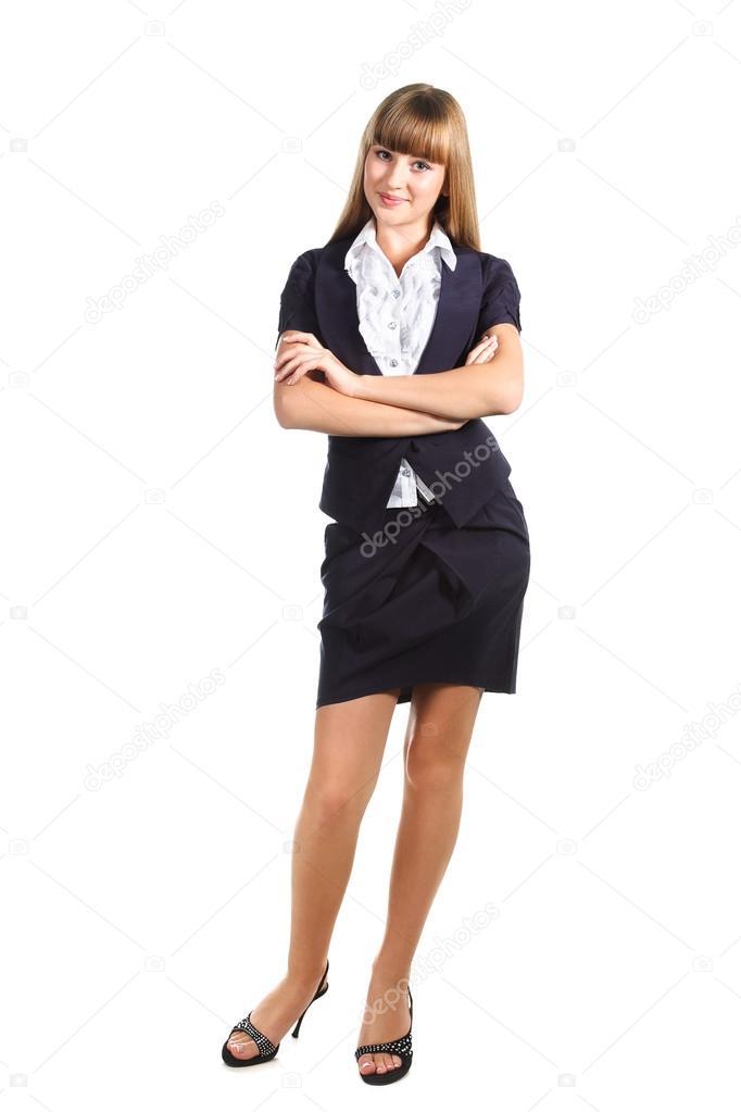 lesbians teen girls uniform