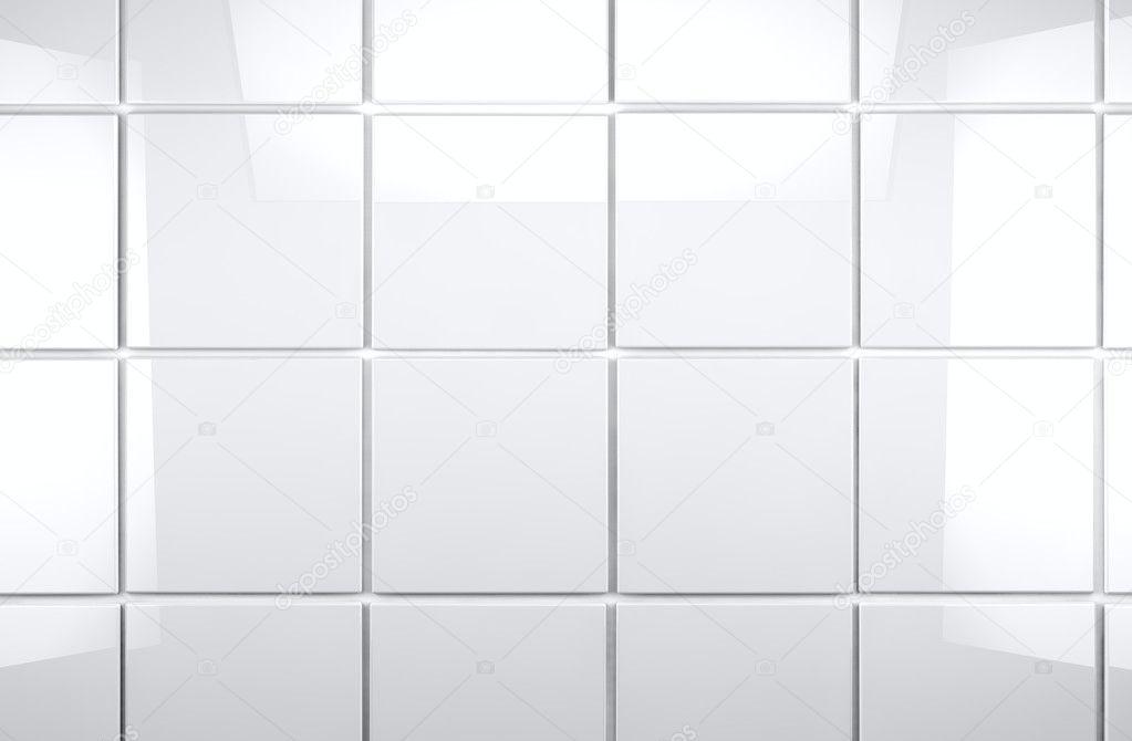 Piastrella parete bagno foto stock carloscastilla for Parete piastrelle bianche