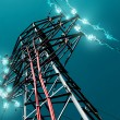 Electric tower. — Stock Photo #43381413