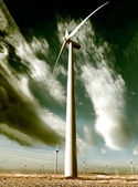 Wind mills — Stock Photo