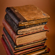 Old books — Stock Photo #14664863