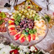 Appetizer on the table — Stockfoto