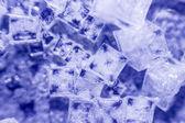 Kryształy soli — Zdjęcie stockowe