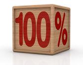 Percent icon — Stock Photo