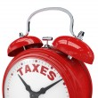 Stockfoto: Time for taxes