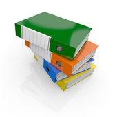 Office folder — Stock Photo