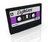 Compact cassette — Stockfoto