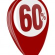 Royalty-Free Stock Photo: Percent icon