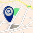 Street map — Stock Photo #20335383