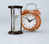 понятие времени — Стоковое фото