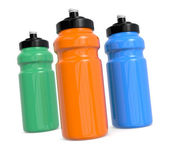 Waterbottles — Stock Photo