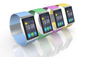 Smartwatch — Foto Stock