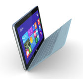 Ultrabook convertible — 图库照片