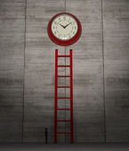 Concept of time — Foto Stock