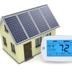 Concept of renewable energy — Stock Photo #39523041