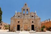 Arkadia monastery — Stock Photo