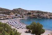 MATALA BAY, CRETE, Greece. — Stock Photo