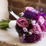 Wedding Bouquet — Stock Photo #21010957