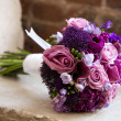 Wedding Bouquet — Stock Photo #21010957