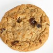 Stock Photo: Oatmeal Raisin Cookie