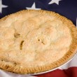 Stock Photo: As American As Apple Pie