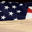 Declaration of Independance — Stock Photo #21154187