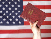 Church and State — Stock Photo