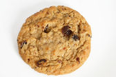 Oatmeal Raisin Cookie — Stock Photo