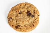 Oatmeal Raisin Cookie — Stock Photo