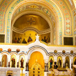 Interior of the Cathedral of St. Vladimir. Sevastopol, Hersoniss — Stock Photo