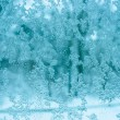 Royalty-Free Stock Photo: Frosty window