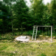 Playground in the nature — Stok fotoğraf